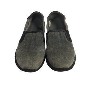 Boys Grey Size 1 Shoes